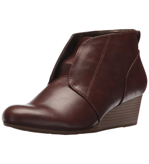 LifeStride Womens Lonnie Ankle Boot