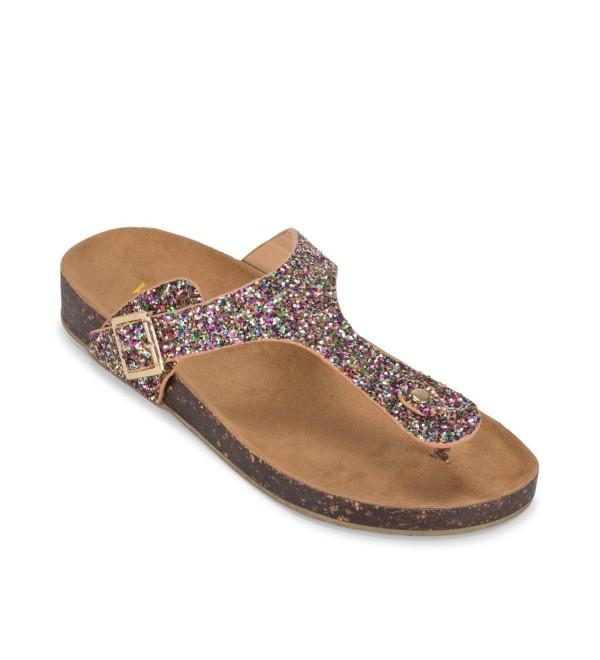 WANTED Womens Dino Sandal Multi