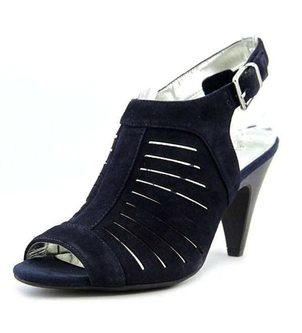 Alfani Primere Leather Slingback Classic