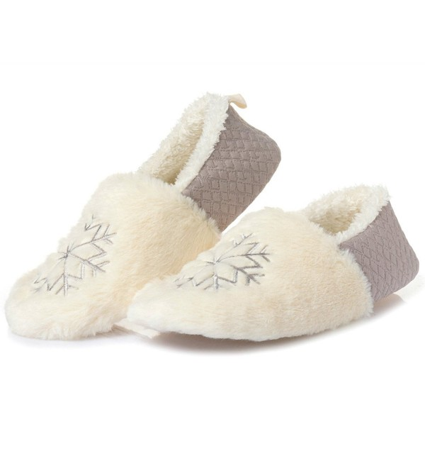 Dilken Slippers Knitted Anti slip Breathable