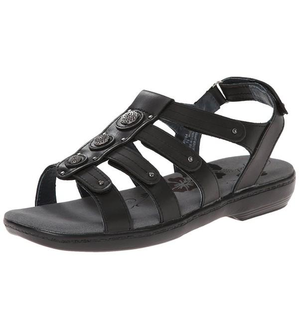 Propet Womens Lakita Slide Sandal