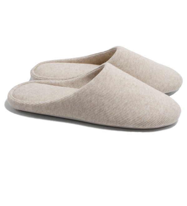 Ofoot Womens Washable Anti Slip Slippers
