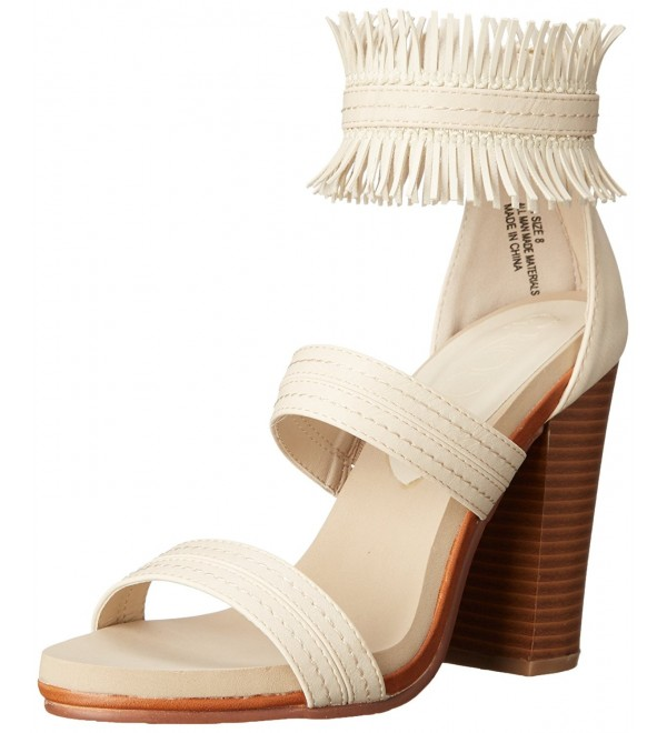 Groove Womens Dress Sandal Sand