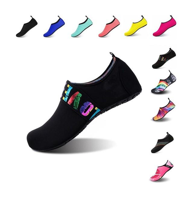 Ningmeng Womens Barefoot Quick Dry Black WZ