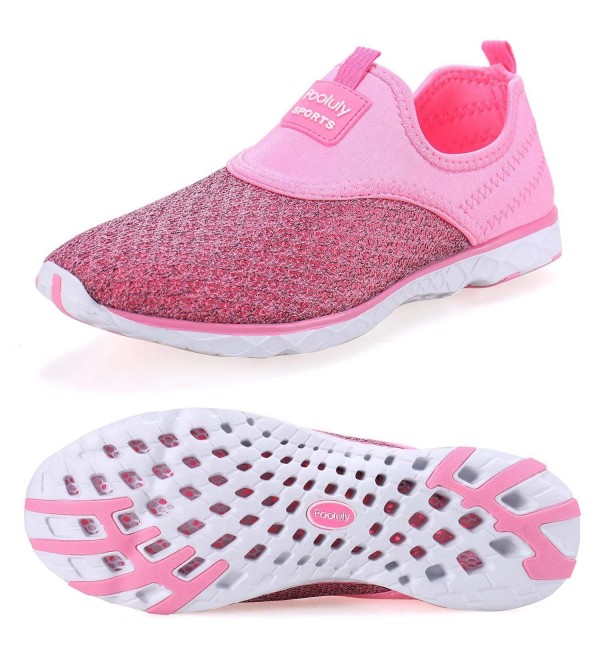 Pooluly Womens Lightweight Athletic Drying