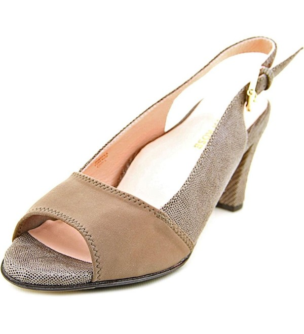 Taryn Rose Womens Fortula Taupe
