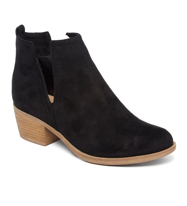 Reneeze AH67 Womens Stacked Ankle