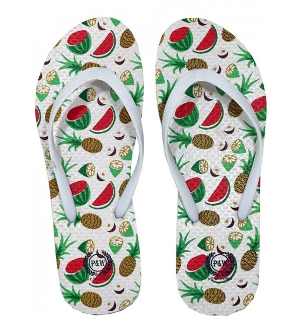 Beaute Fashion Trendy Tropical Slipper