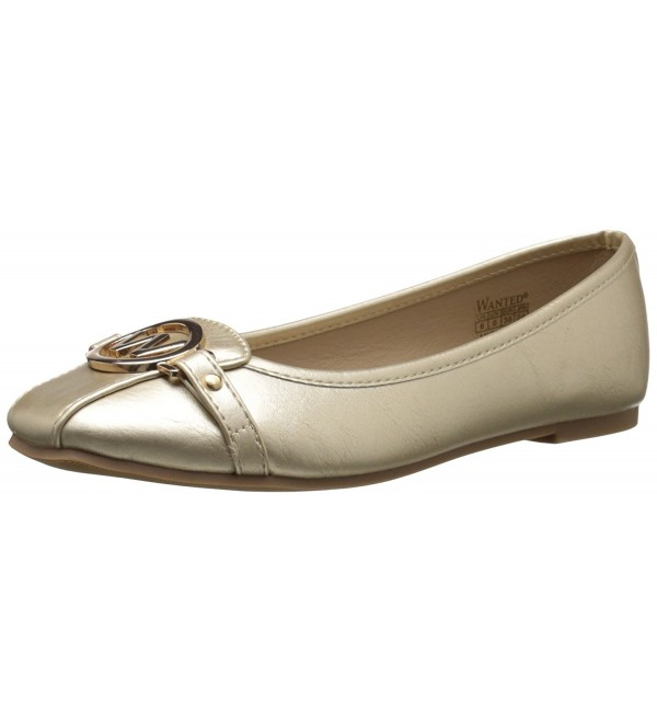Wanted Shoes Womens Michelle Ballet
