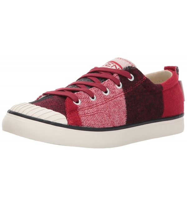 Womens Fleece Fashion Sneaker Dahlia