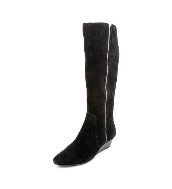 Alfani Women Swaye Wedge Boots