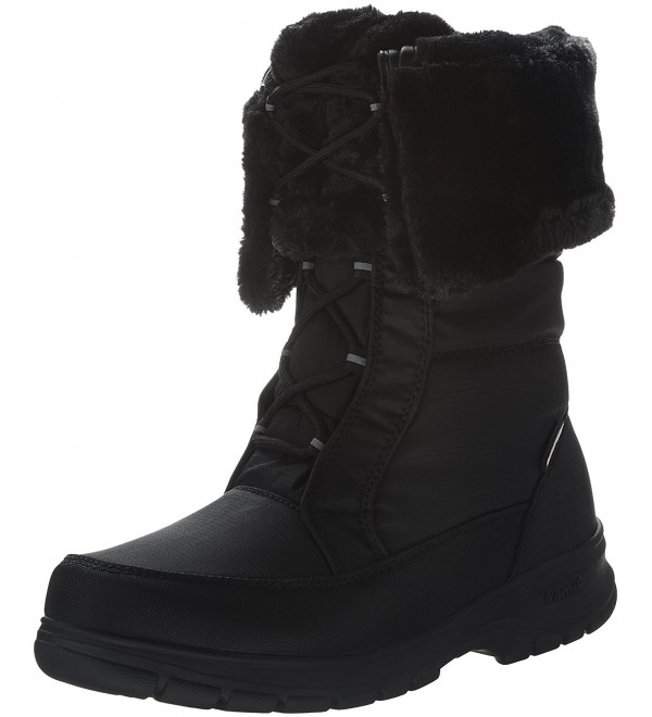 Kamik Womens Seattle2 Snow Black