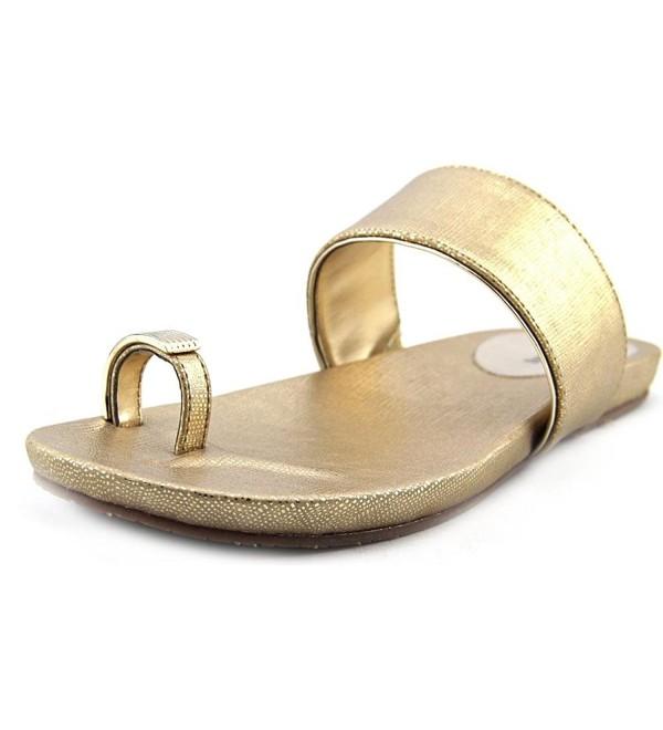 Alfani Womens Casual Sandals Platino