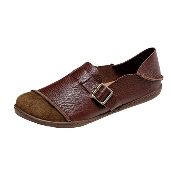 Mordenmiss Womens Round Shoes Style4
