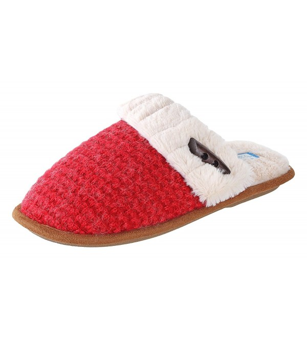Willowbee Cashmere Slippers Memory Comfortable