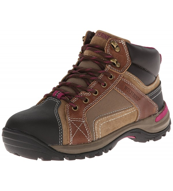 Wolverine Womens Chisel Safety Toe
