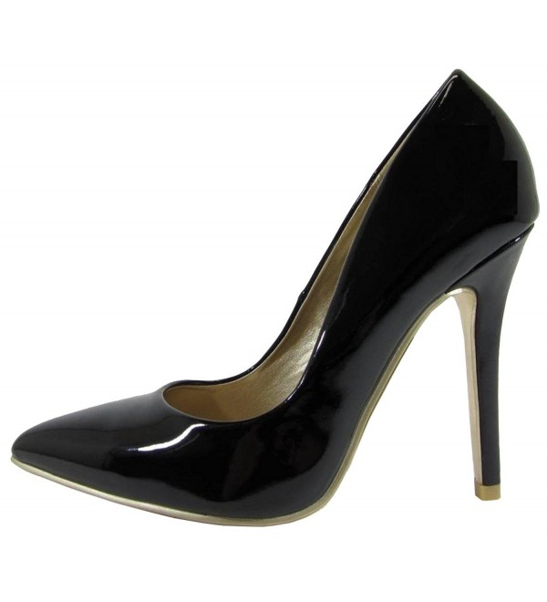 Not Just Pump Classic Stiletto