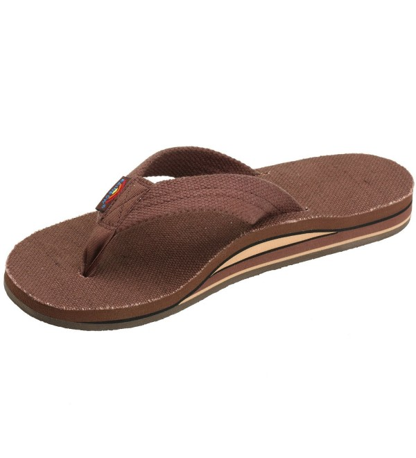 Rainbow Sandals Womens Double Stack