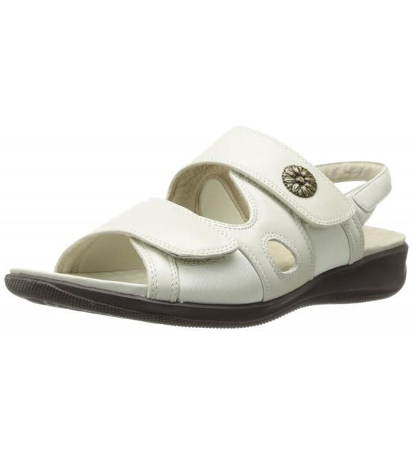 Softwalk Womens Tanglewood Flat White