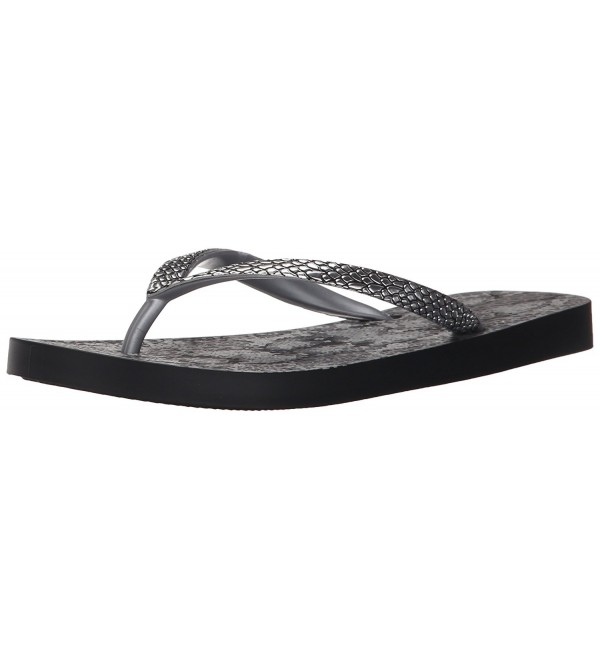 Ipanema Womens Naja Black Silver