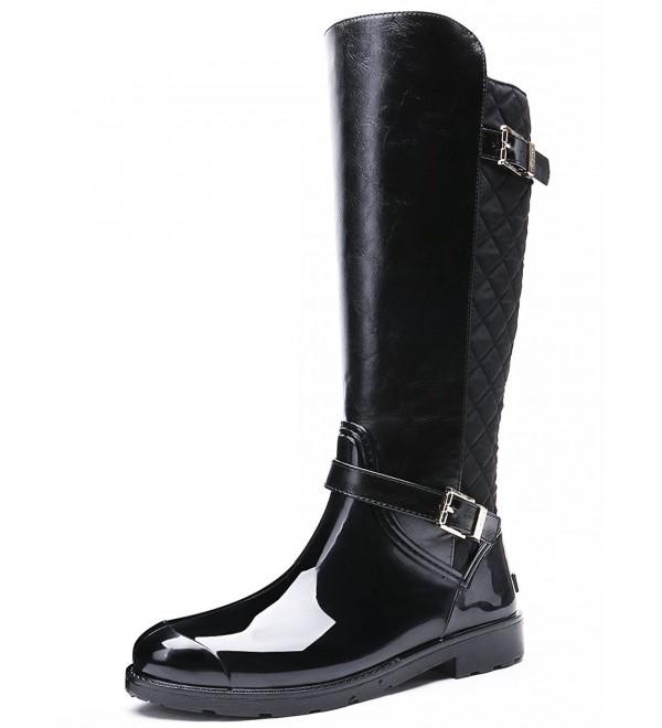 TONGPU Womens Waterproof Boots Booties