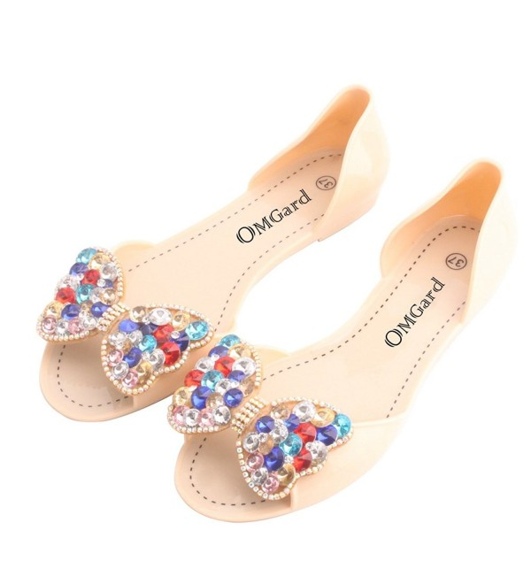 OMGard Women Sandals Summer Slippers