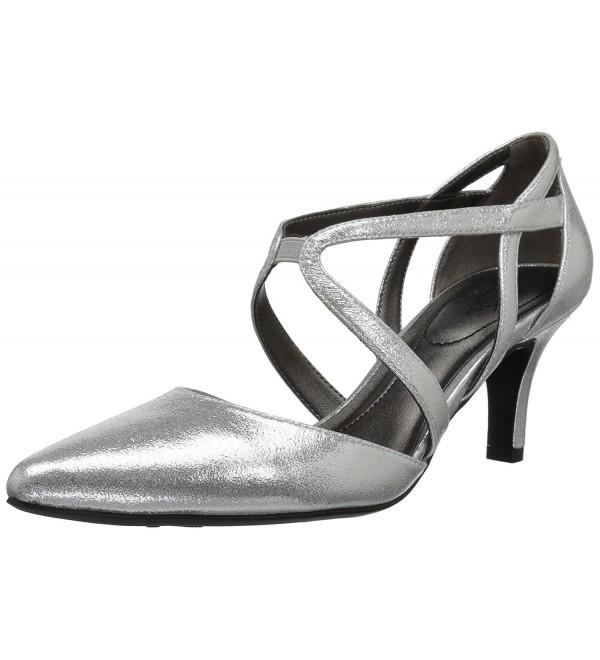LifeStride Womens Seamless Dress Silver