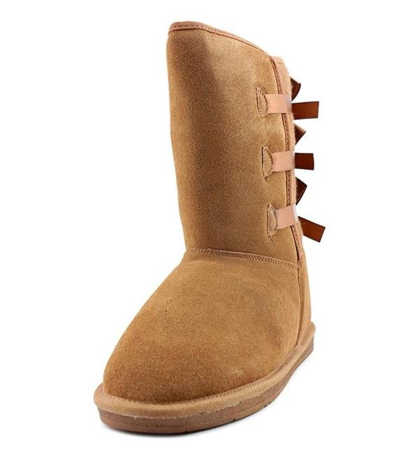 Tundra Boots Womens Gerri Chestnut