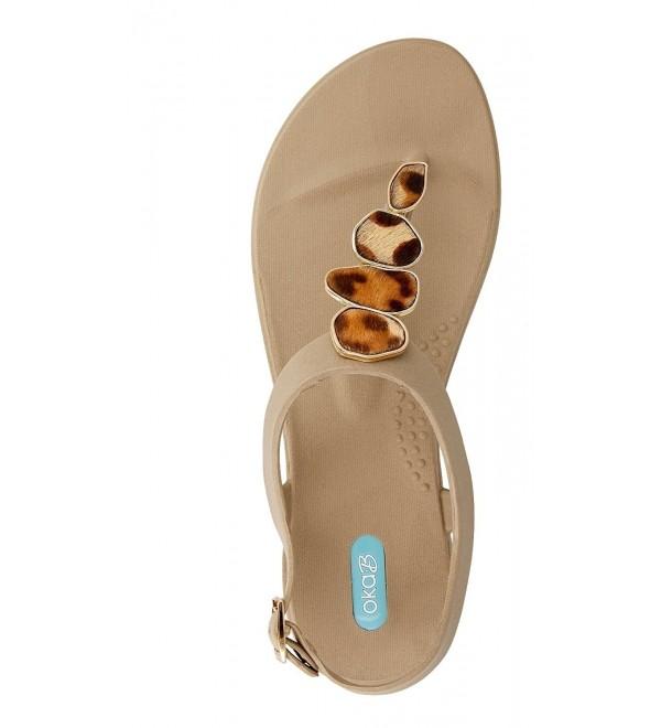 Sandal Shoes Ankle Strap OkaB