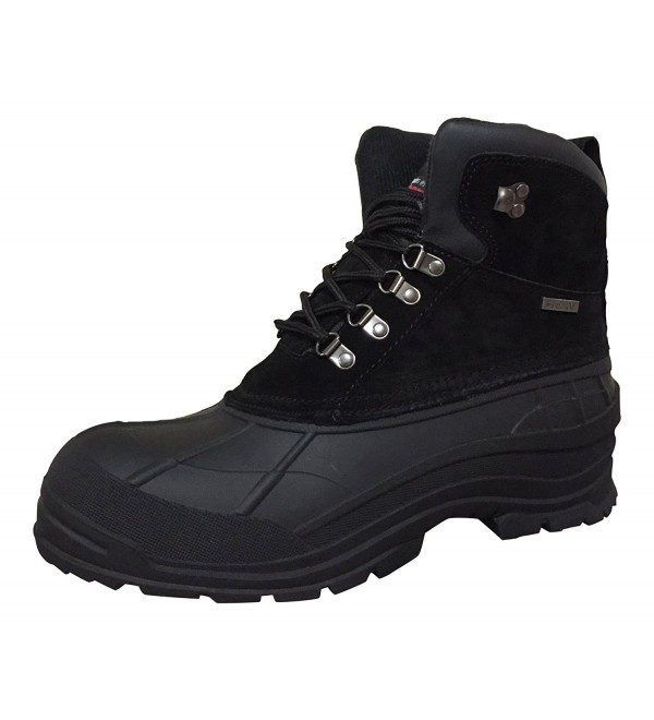 ClimaTex Climate Winter Boots Black