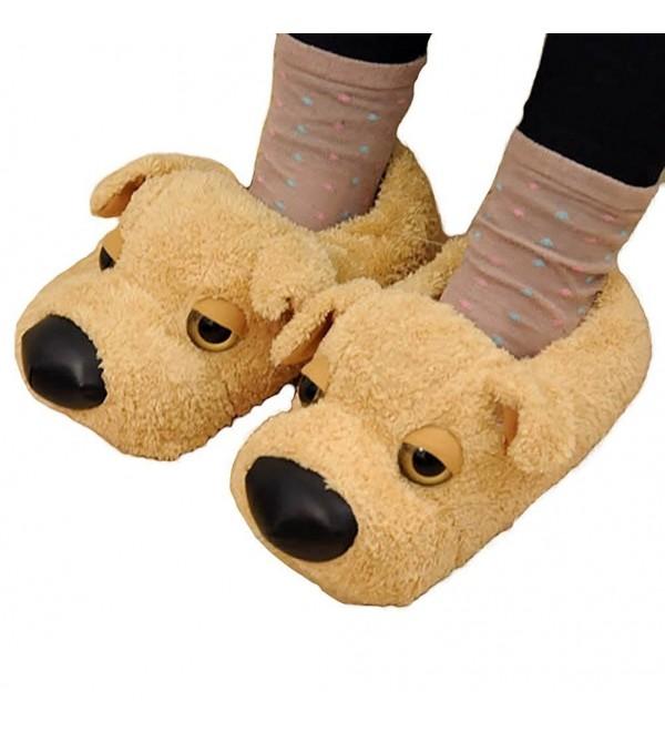 Ibeauti Novelty Fluffy Slippers Household