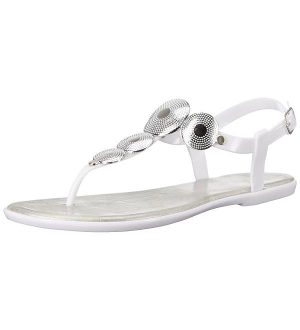 Bandolino Womens Loocho Jelly Sandal