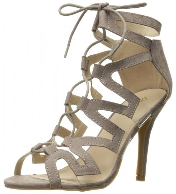 Qupid Womens Katana 04 Dress Sandal