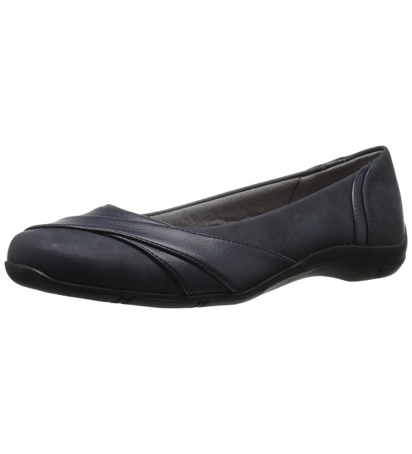 LifeStride F4512S1 Womens Dover Flat