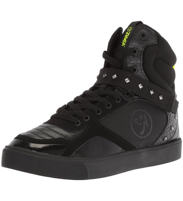 Zumba Fashion Workout Sneaker Studded