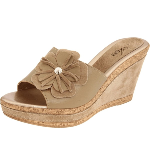 Azura Womens Narcisse Slide 10 5 11
