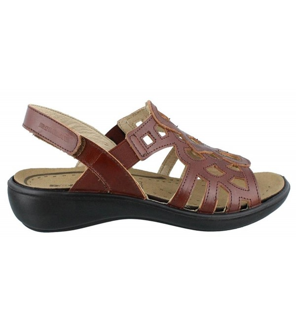 Womens Romika Ibiza Sandals BRANDY