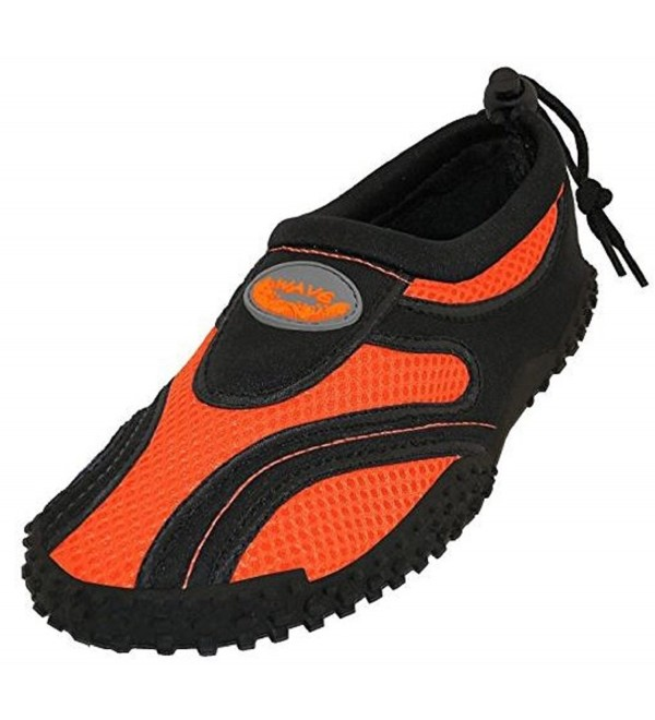 Wave Womens Water Exercise Orange
