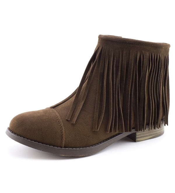 Kali Womens Western Zipper Booties