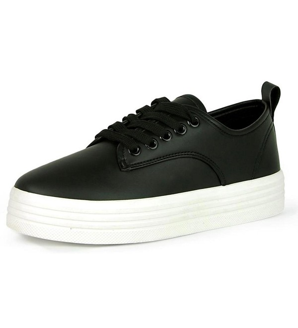 Refresh Footwear Platform Creeper Fashion