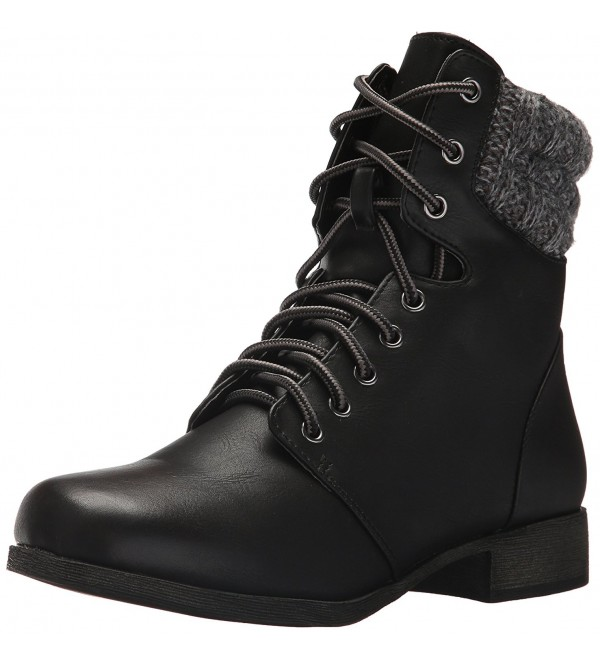 MIA Womens Melborne Ankle Black