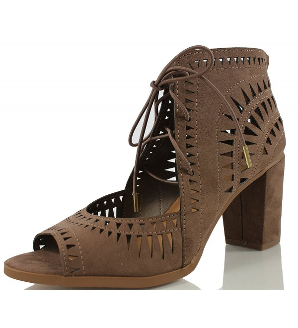 Delicious Womens Yorker Cutout Stacked
