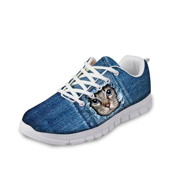HUGS IDEA Sneakers Athletic Running