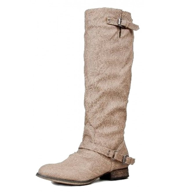 Breckelles Outlaw 81 Womens Riding Beige