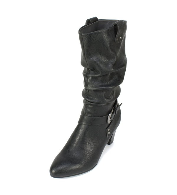 Rialto Siren Womens Boot Black