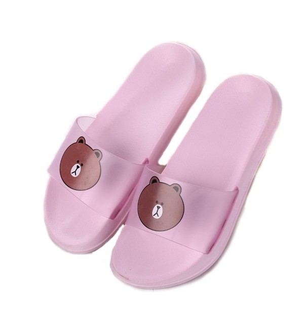 Oyangs Slippers Women Cartoon Waterproof