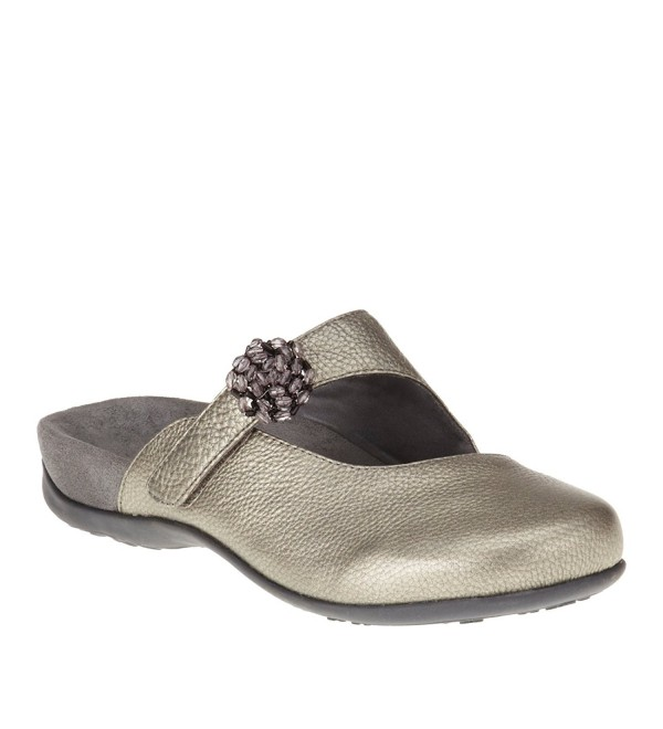 Womens Vionic Orthaheel Joan PEWTER