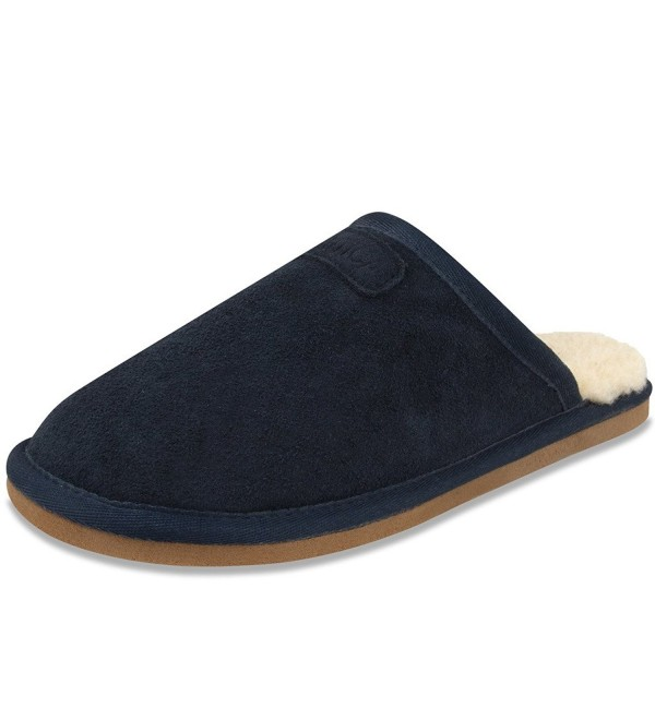 Nautica Somersby Slippers Shearling Comfort