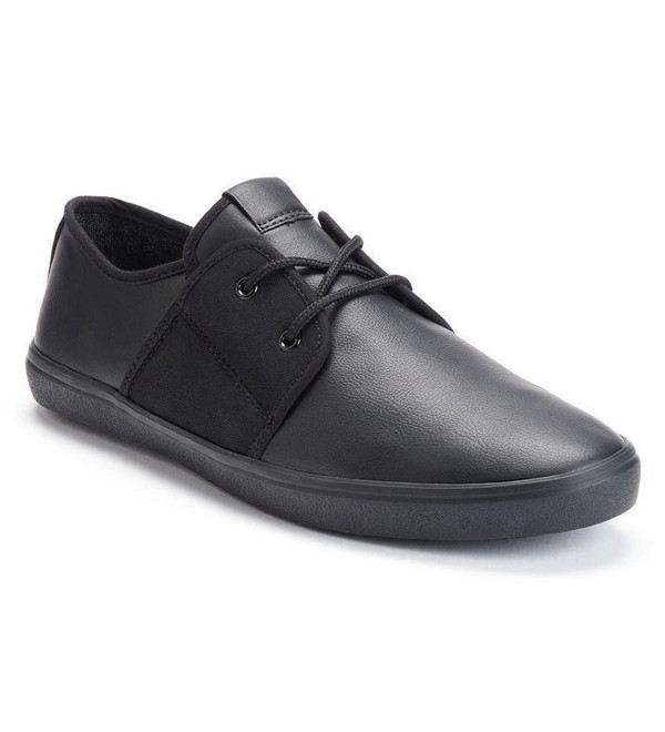 Oxford Dress Casual Shoes Black
