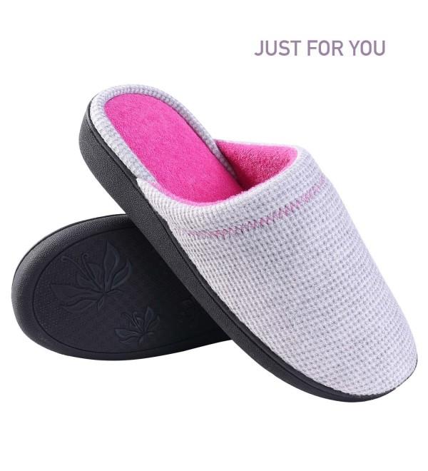 JUDY Womens Slippers Winter Outdoor